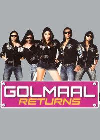 Watch Golmaal Returns 2008 movie online, Download Golmaal Returns 2008 movie