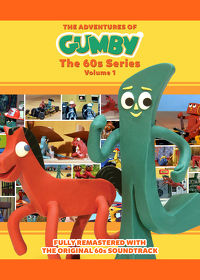 Watch The Adventures of Gumby: The 1960s Series: Season 1  movie online, Download The Adventures of Gumby: The 1960s Series: Season 1  movie