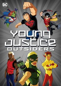 Watch Young Justice Outsiders: Season 1  movie online, Download Young Justice Outsiders: Season 1  movie