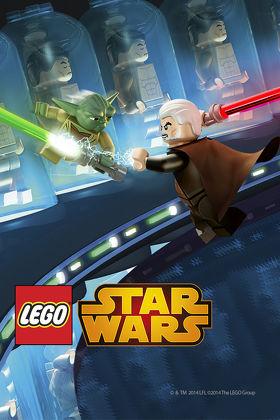 LEGO Star Wars: The Complete Brick Saga So Far: Season 1