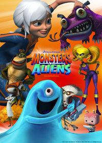 Watch Monsters vs. Aliens: Season 1  movie online, Download Monsters vs. Aliens: Season 1  movie