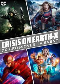 Watch Crisis on Earth-X  movie online, Download Crisis on Earth-X  movie